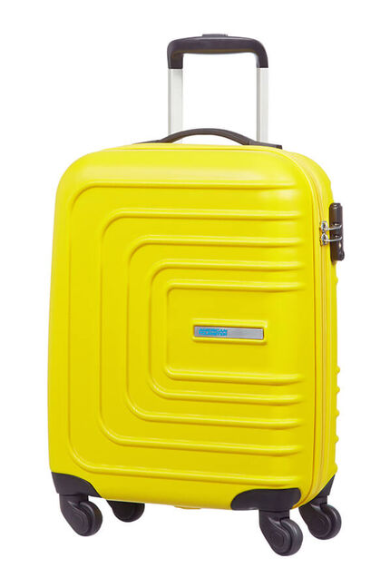 Sunset Square Valise 4 roues 55cm