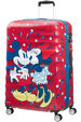 Wavebreaker Disney Trolley mit 4 Rollen 77cm Minnie Loves Mickey