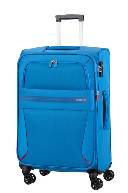 Summer Voyager Valise 4 roues Extensible 68cm