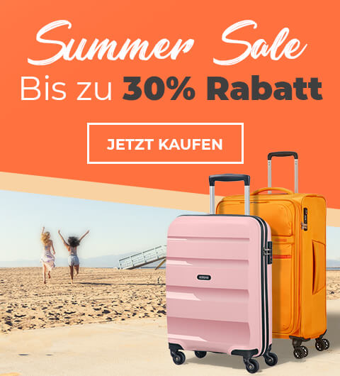 Summer Sales - 30% -  American Tourister