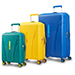 Skytracer Valise 4 roues 55cm